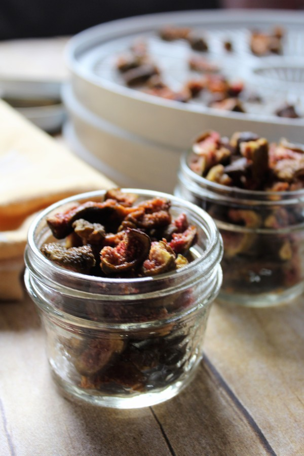 Organic Home-Dried Figs, Preservative free