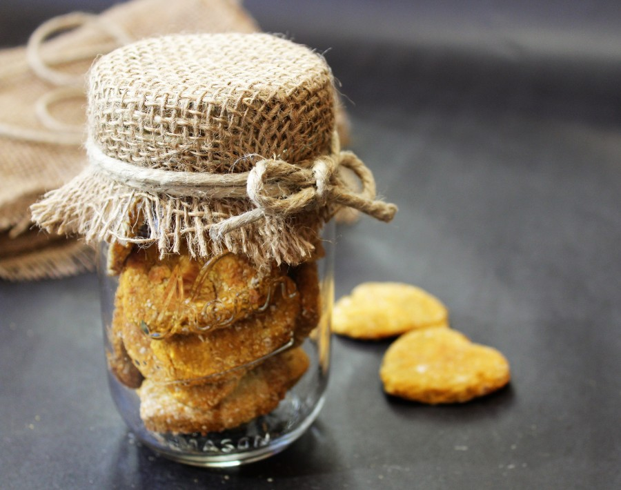 DIY Sweet Potato Doggie Treats